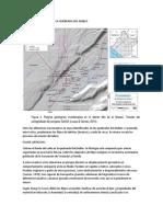 Peligros Geologicos de La Quebrada Del Diablo