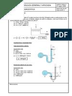 TP N° 01 - Hidrostatica