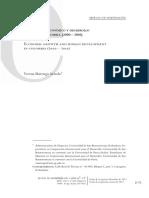 Crecimiento Económico y Desarrollo Humano en Colombia (2000 – 2010)