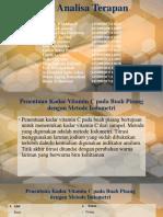 151179_Penentuan Kadar Vitamin C pada Buah Pisang PPT.pptx