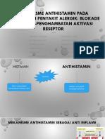 MEKANISME ANTIHISTAMIN PADA PENGOBATAN PENYAKIT ALERGIK.pptx