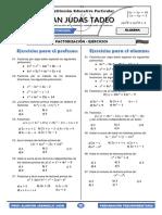 FACTORIZACION - PROBLEMAS 3 4 5.docx