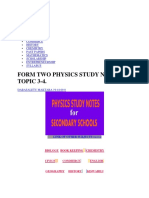 ABOUT US Physics 3&4
