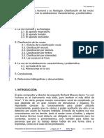 la voz humana y su fisiología, clasificación de las voces.pdf