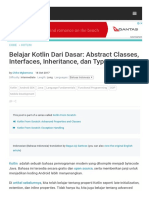 Belajar Kotlin Dari Dasar_ Abstract Classes, Interfaces, Inheritance, Dan Type Alias