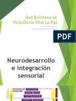 Sociedad Boliviana de Psiquiatría Filial La Paz
