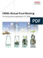 CRISIL Mutual Fund Ranking Mar 2018