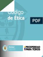Codigo de Etica MSPS