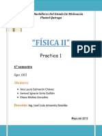 Practica Fisica Laboratorio 2013
