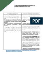 Diferencia Entre El Proc Administrativo Sancionador y El Proc Administrativo Disciplinario 1