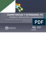 Competencias y Estándares TIC (UNESCO, 2016)