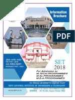 Information Brochure PG