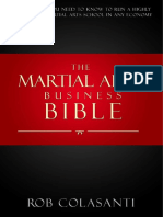 MARTIAL BUSINESS BIBLE