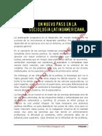 Un nuevo paso en la sociología latinoamericana.pdf