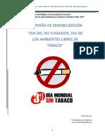 Proyecto Dia Del No Fumador