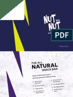 NUT NUT All Natural Keto bar