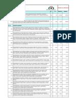 Analisis Precios Unitarios Tsf - Region Lima