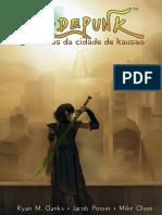 Jadepunk - Livro Básico - Taverna Do Elfo e Do Arcanios