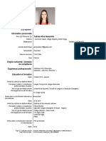 CV Alina Tudose FR (1)