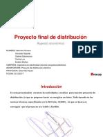 PPt Proyecto de Distribuccion Salamanca