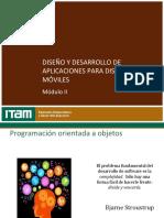 Material Del Diplomado de Dispositivo Moviles Modulo II