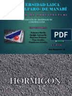 diapositivas hormigon