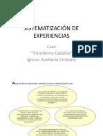 Sistematización de Experiencias2