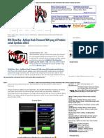 Wifi Show Key - Aplikasi Hack Password Wifi Yang Di Proteksi Untuk Symbian s60v3 _ Welcome! Symbian Java Android