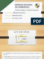 Ley-de-Hess