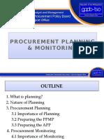 Proc Planning  Monitoring (Edited).pptx