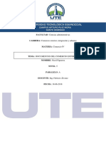 Documentos Del Comercio Exterior Ecuatoriano