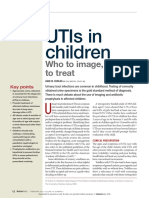 UTIs in Children - When to Image, When to Treat