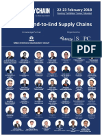 Global Supply Chain Summit Brochure-2018