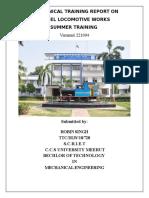 dlw training
