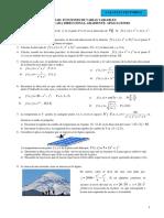 Derivada Direccional Gradiente y Aplicaciones Calculo Vectorial