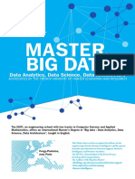 Master International Big Data Eisti 03 2016