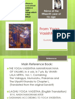 Talks-Guru Vasishta and Rama