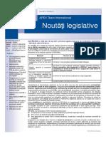 APEX Team Noutati Legislative 5 2011[1]