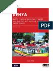 Kenya_PBO Act_ Briefing Note