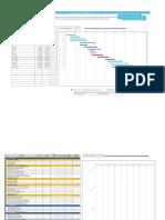 Excel Gantt Chart Template TeamGantt Copy