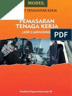 Pemasaran Tenaga Kerja (Job Canvasing)