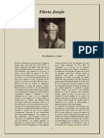 Biografc3ada de Flavio Josefo Roberto j Ayala