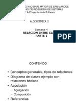 s4 Relacion Entre Clases I