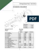 Argonaut Bogie Spare Parts Listing PAGE 7