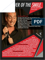 Comedian Ron Feingold - The Power of the Smile