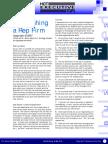 Establishing a Rep Firm - HOT EXECUTIVE TOPS.pdf