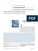 Assesment and Treatment of Mood Disorders