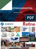 Construction Guarantees