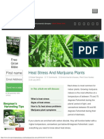 Heat Stress And Marijuana Plants.pdf