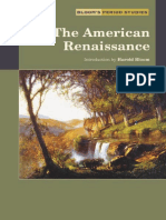 The American Renaissance Bloom s Period Studies